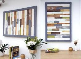 wood home decor ideas wall art with wood wall and 20 wall art ideas interior design