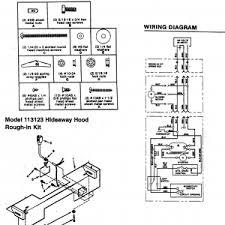 electronic u0026 equipment external blower broan range hood shell for