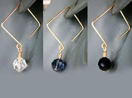 wire earrings best 25 wire earrings ideas on diy earrings wire
