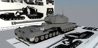 K Henplan Photo Collection Astron Superheavy Tank Wip2