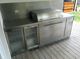 stainless steel outdoor kitchen cabinets stainless steel outdoor cabinets canada outdoor designs