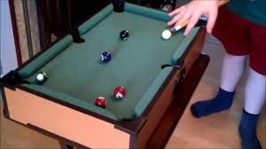 smallest room for a pool table small mini realistic pool table in hd 1080p 720p youtube
