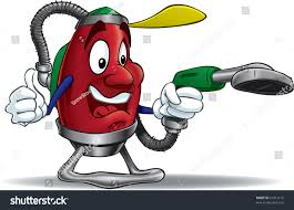 Hover Vaccum Mr Hoover Vacuum Cleaner Stock Illustration 21912115 Shutterstock