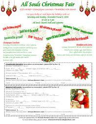 the women u0027s club of all souls catholic hosting christmas