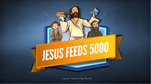 jesus feeds the 5000 coloring page jesus feeds 5000 bible video for kids bible videos for kids
