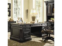 Hooker Furniture Computer Armoire by Hooker Furniture Telluride Executive Double Pedestal Desk Dunk