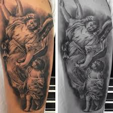 65 adorable cherub tattoos designs with meanings