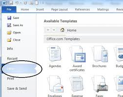 how to open resume template microsoft word 2007 6 how use resume