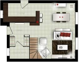 aménagement salon salle à manger cuisine idée aménagement salon cuisine 2017 avec chambre amenagement cuisine