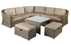 sofa bali hartman bali curved sofa furniture set 1662 5 garden4less uk shop