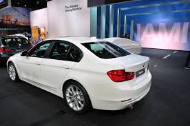 automotive database bmw 3 series f30