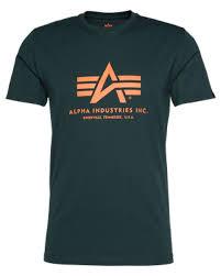 Kauf Kaufen Alpha Industries Herren Bekleidung T Shirts Empfehlen Rush Zum