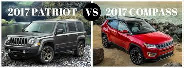 are jeep patriots safe 2017 jeep patriot vs 2017 jeep compass