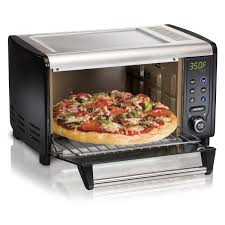 black friday convection oven hamilton beach 31151 digital convection oven with easy clean