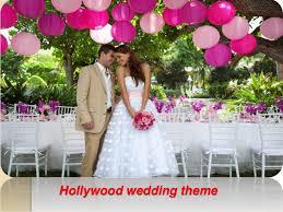 wedding theme ideas top 5 wedding theme ideas