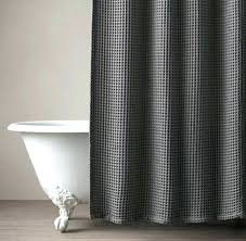 Small Shower Curtain Rod Small Shower Curtains A Coral Ruffle Curtains Shower