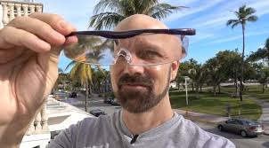 magnifying eyeglasses with light as seen on tv hazuki glasses review designer 150 reading glasses freakin reviews