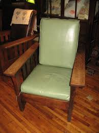 Heaven Antiques And Custom Furniture Los Angeles Ca Antique Mission Oak Stickley Brothers 631 5 Morris Chair Original