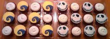 nightmare before christmas cupcake toppers s pieces nightmare before christmas inspired