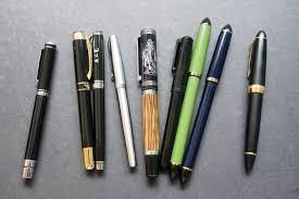 comparison of fude nib fountain pens for drawing parka blogs