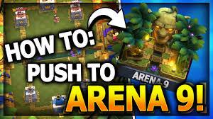 how to get to jungle arena 9 no legendary cards top 3 f2p decks