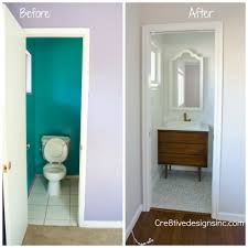 designing a tiny bathroom cre8tive designs inc