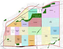 Map Indy Nesco Neighborhoods Nesco