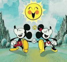 mickeymouse minnie gif mickeymouse minnie love discover