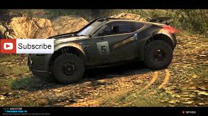 nissan 370z build quality the crew gameplay with logitech g27 nissan fairlady 370z dirt