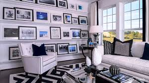 graphic rug in black and white i living room design ideas youtube