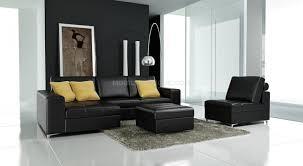canapé avec pouf canapé d angle en cuir avec pouf et siege amovible modèle cole