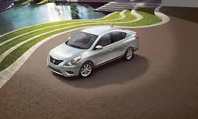nissan versa fuel type 2018 nissan versa gas mileage the car connection