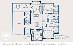 floor plans for cottages enjoy retirement at the masonic village at elizabethtown
