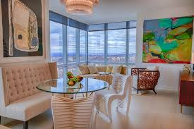 dining room at the modern ground broken for the modern u0027s second tower at 100 park avenue