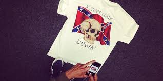 Cool Rebel Flag Kanye West Is Actually Selling Confederate Flag T Shirts And We