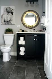 gray and black bathroom ideas bathroom and room theme paint vanity color orating tiles small