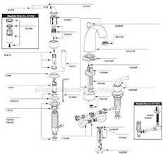 moen kitchen faucet parts diagram moen kitchen faucet aerator diagram moen a112 18 1m aerator moen
