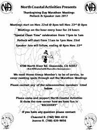www sandiegona org coastal thanksgiving marathons