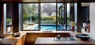 les plus belles cuisines ouvertes les plus belles cuisines quipes fabulous hotte moderne cuisine
