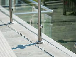 Stainless Steel Banisters Glass U0026 Stainless Steel Balustrade From Sunrock Balconies