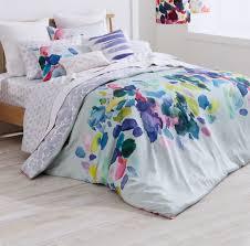 Cotton Bedding Sets Bluebellgray Palette 100 Cotton Bedding Set Reviews Wayfair
