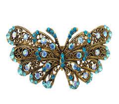 butterfly hair clip hair accessories hair and barrettes