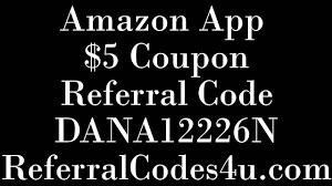 amazon black friday coupon 2017 amazon app 5 coupon dana12226n referral code u0026 promo code youtube