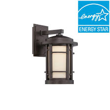 designers fountain barrister burnished bronze outdoor wall lantern