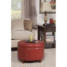 small round tufted ottoman coffe table small wooden tufted ottoman coffee table in open air