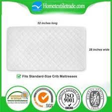 Waterproof Mattress Cover For Crib Hotel Linen Waterproof Mattress Protector Neonychium Manufacture