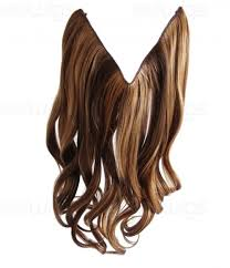flip in hair 16 wave synthetic miracle wire uni hair extension e51006 y 21