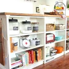 kitchen bookshelf ideas kitchen island with bookshelf thespokesman me