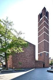new church architecture sacred buildings in the modern world the post war reconstruction of st anna church in duren