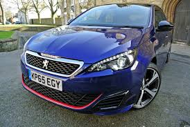 peugeot rental scheme peugeot u0027s u0027on the money u0027 308gti delivers a mild option the